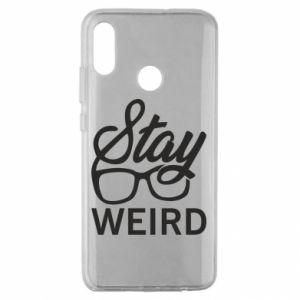 Etui na Huawei Honor 10 Lite Stay weird