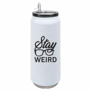 Puszka termiczna Stay weird