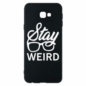 Etui na Samsung J4 Plus 2018 Stay weird