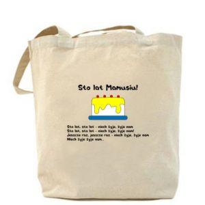 Bag Happy Birthday Mommy! - PrintSalon