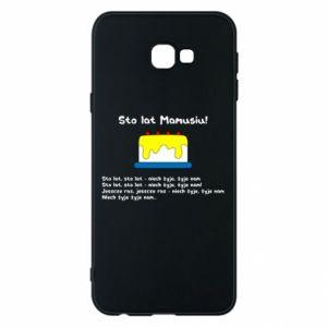 Phone case for Samsung J4 Plus 2018 Happy Birthday Mommy! - PrintSalon