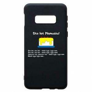 Phone case for Samsung S10e Happy Birthday Mommy! - PrintSalon