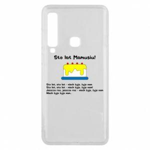 Phone case for Samsung A9 2018 Happy Birthday Mommy! - PrintSalon