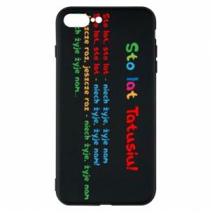 Phone case for iPhone 8 Plus Happy Birthday daddy! - PrintSalon