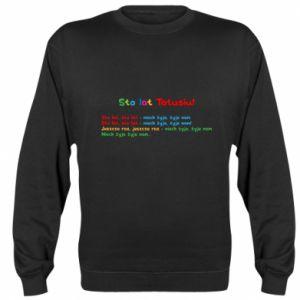 Sweatshirt Happy Birthday daddy! - PrintSalon