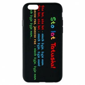 Phone case for iPhone 6/6S Happy Birthday daddy! - PrintSalon