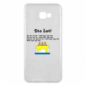 Phone case for Samsung J4 Plus 2018 A hundred years! - PrintSalon