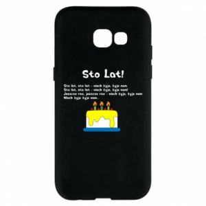 Phone case for Samsung A5 2017 A hundred years! - PrintSalon
