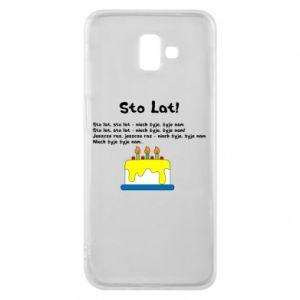 Phone case for Samsung J6 Plus 2018 A hundred years! - PrintSalon