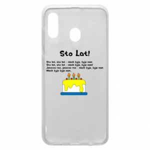 Phone case for Samsung A20 A hundred years! - PrintSalon