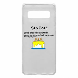 Phone case for Samsung S10 A hundred years! - PrintSalon