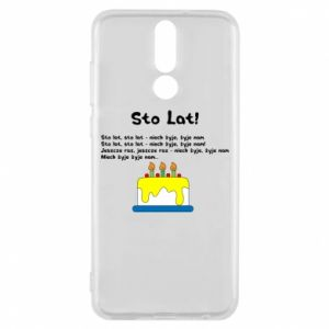 Phone case for Huawei Mate 10 Lite A hundred years! - PrintSalon