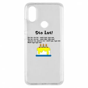 Phone case for Xiaomi Mi A2 A hundred years! - PrintSalon