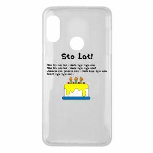 Phone case for Mi A2 Lite A hundred years! - PrintSalon