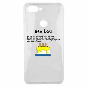 Phone case for Xiaomi Mi8 Lite A hundred years! - PrintSalon