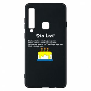 Phone case for Samsung A9 2018 A hundred years! - PrintSalon