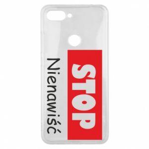 Etui na Xiaomi Mi8 Lite Stop. Nienawiść