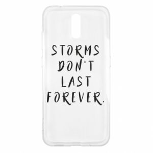 Etui na Nokia 2.3 Storms don't last forever