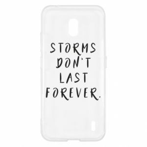 Etui na Nokia 2.2 Storms don't last forever