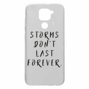 Etui na Xiaomi Redmi Note 9/Redmi 10X Storms don't last forever