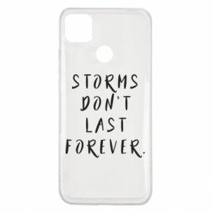 Etui na Xiaomi Redmi 9c Storms don't last forever