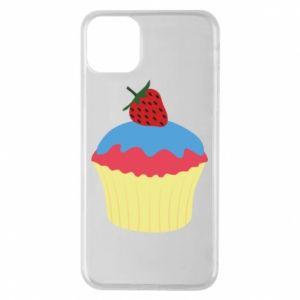 Etui na iPhone 11 Pro Max Strawberry Cupcake