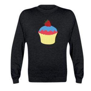 Bluza dziecięca Strawberry Cupcake
