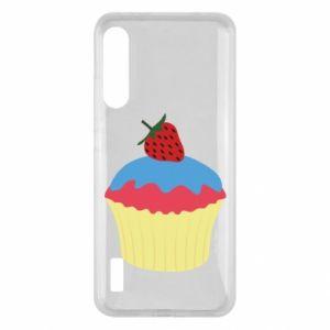 Etui na Xiaomi Mi A3 Strawberry Cupcake
