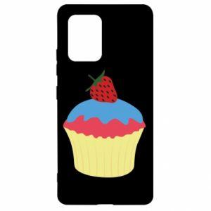 Etui na Samsung S10 Lite Strawberry Cupcake