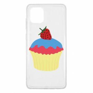 Etui na Samsung Note 10 Lite Strawberry Cupcake