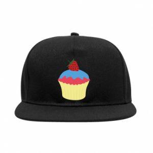 Snapback Strawberry Cupcake