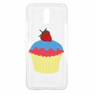 Etui na Nokia 2.3 Strawberry Cupcake