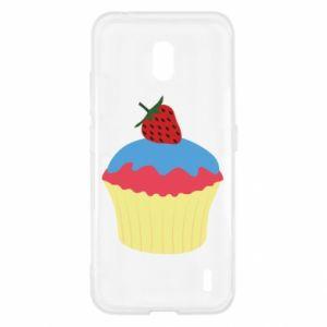 Etui na Nokia 2.2 Strawberry Cupcake