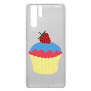 Etui na Huawei P30 Pro Strawberry Cupcake