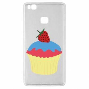 Etui na Huawei P9 Lite Strawberry Cupcake