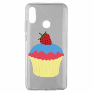 Etui na Huawei Honor 10 Lite Strawberry Cupcake