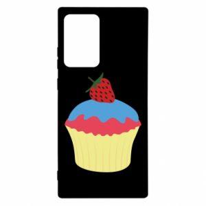 Etui na Samsung Note 20 Ultra Strawberry Cupcake