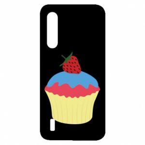 Etui na Xiaomi Mi9 Lite Strawberry Cupcake