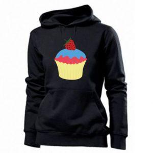 Bluza damska Strawberry Cupcake