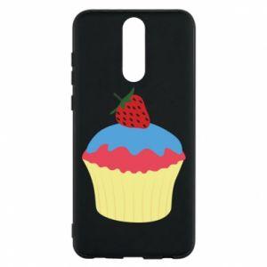 Etui na Huawei Mate 10 Lite Strawberry Cupcake