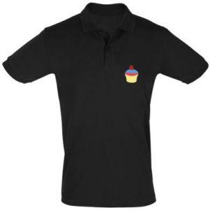 Koszulka Polo Strawberry Cupcake