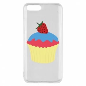 Etui na Xiaomi Mi6 Strawberry Cupcake