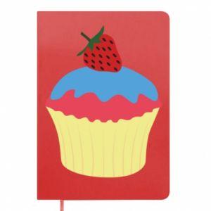 Notes Strawberry Cupcake