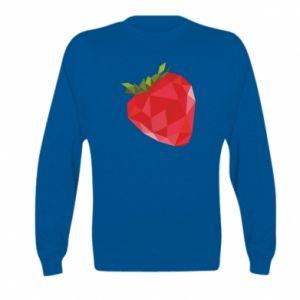 Bluza dziecięca Strawberry graphics