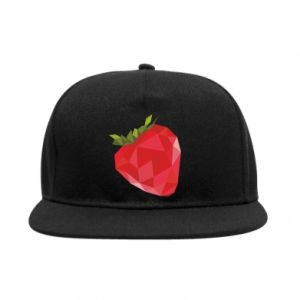 Snapback Strawberry graphics