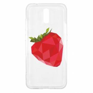 Etui na Nokia 2.3 Strawberry graphics