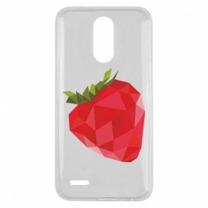 Etui na Lg K10 2017 Strawberry graphics