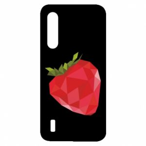 Etui na Xiaomi Mi9 Lite Strawberry graphics