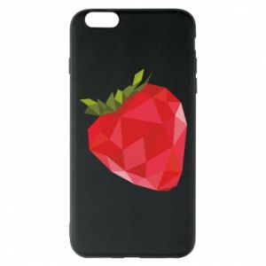 Etui na iPhone 6 Plus/6S Plus Strawberry graphics