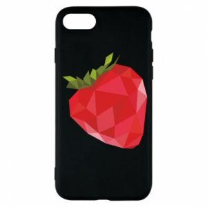 Etui na iPhone 7 Strawberry graphics